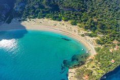 Megalo Seitani beach