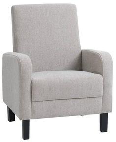 maar dan in zwart! Scandinavian Living, Accent Chairs, Armchair, Relax, Home And Garden, Beige, Living Room, Interior, House