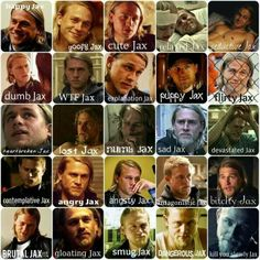 Faces of Jax