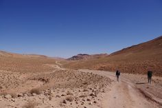 Somewhere in the desert, Morocco