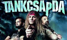 TANKCSAPDA - December közepén DVD a tavaszi Aréna-buli Lynyrd Skynyrd, Dvd, Death Metal, Hard Rock, Punk Rock, Michigan, December, Hollywood, Stars