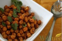 Wildtree's Rodeo Roasted ChickpeasRecipe