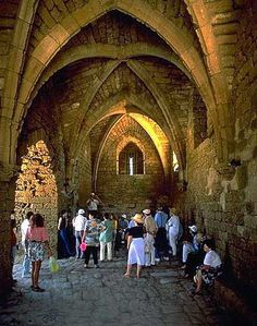 The Knights' Halls, Acra, Israel