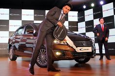 Maruti Suzuki's sedan, the Ciaz, has passed another milestone by selling over 1 lakh units since its launch in 2014.