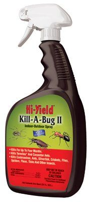 HiYield Indoor Or Outdoor Insect Killer