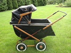 NOW ON SALE  Antique Baby Carriage Pram by VarietyRetro on Etsy, $175.00
