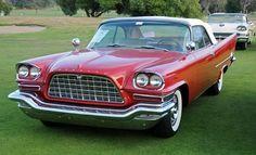 '58 Chrysler 300-D conv