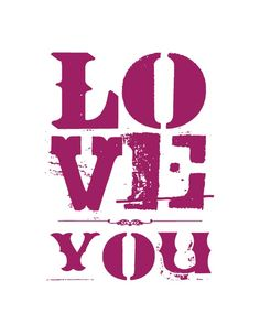 LO VE you