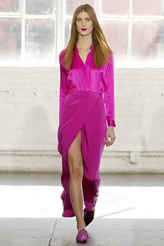 Jenni Kayne Fall 2011 Ready-to-Wear Fashion Show - Lindsay Lullman