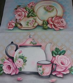 33 Melhores Imagens De Pintura Em Tecido Ii No by 1369 Melhores Imagens De Pintura Em Tecido 2 No Fabric Painting, Painting On Wood, Painting Prints, Cupcake Vector, Cupcake Pictures, Decoupage Vintage, Kitchen Art, Learn To Paint, Art Sketchbook