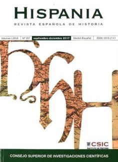 HISPANIA REVISTA ESPAÑOLA DE HISTORIA