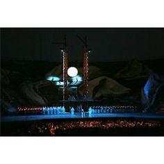 Ricordando la spettacolare #Aida 2013 de La Fura dels Baus #arenadiverona100 www.arena.it