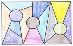 Os quatro filhos do Rei Justino- MATEMÁTICA Desenho feito pelo João Francisco (7 anos)