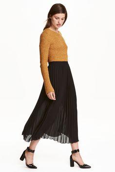 プリーツスカート | H&M