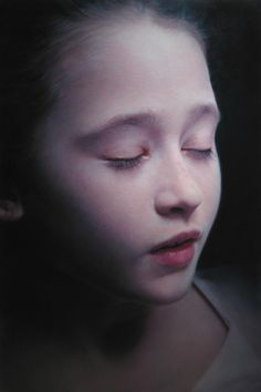 Gottfried Helnwein : This one has inspired a new board and follower. Just beautiful.