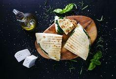 Piadina: le ricette light per la tua pausa pranzo!