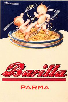 Adolfo Busi - Pasta Barilla