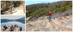 While we wait for winter to return go for a #MountainBike ride