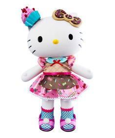 Look what I found on #zulily! Hello Kitty Baker Doll by Hello Kitty #zulilyfinds