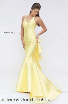 Sherri Hill 50195 Sherri Hill Atianas Boutique Connecticut
