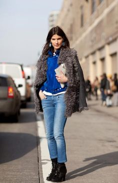 It's officially winter which means it's time to give your look a serious upgrade. There are a number of ways to style up your winter weather looks. This season, embrace trends like pastel coats, graphic print sweaters, animal print, cozy scarves, and sleek leather. Need help turning your winter look from dowdy to fab