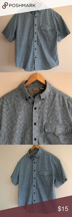 fe7553463ed Ruff Hewn Men s Outdoor Short Sleeve Button Up Top