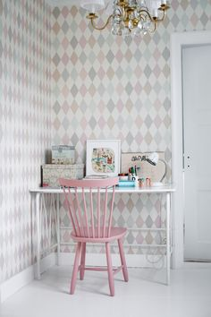 Behang Cole & Son Punchinello Wallpaper