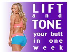 Butt toning http://www.flaviliciousfitness.com/blog/2013/05/28/best-butt-toning-workout/