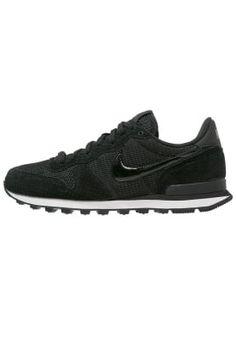INTERNATIONALIST - Sneakers laag - black/dark grey/summit white
