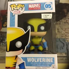 """""""Wolverine Funko pop classic comic book uniform too ! Instore and online at www.diversionsgifts.co.uk #wolverine #marvel #funko #xmen"""" Photo taken by @diversionsgifts.co.uk on Instagram, pinned via the InstaPin iOS App! http://www.instapinapp.com (07/02/2015)"""