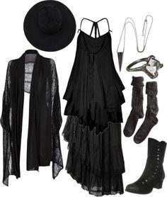 Dark Mori Fashion and Lifestyle