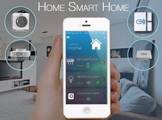 Cielo WiGle Smart Home Automation System - Cielo WiGle has this week launched a new smart home automation system that it has created to help users control certain appliances, devices and lights around their home directly from their smartphone using the co