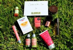 The Glamour Summer Edit on Behind Green Eyes