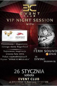 Vip Night Session - Bielsko-Biała