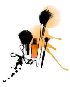 Christina Drejenstam makeup www.helloclaire.com