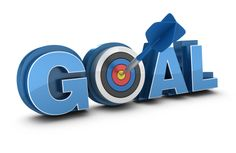 My goals this year are......