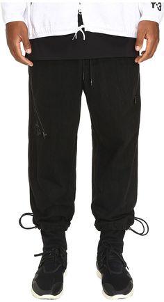 adidas Y-3 by Yohji Yamamoto Grain Jersey Pants