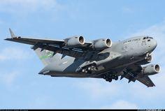 Boeing C-17A Globemaster III - USA - Air Force | Aviation Photo #2774860…