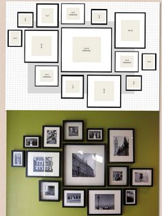 Photo gallery wall декор wedding photo walls, photo wall decor и gallery wa Frame Wall Collage, Frames On Wall, Wall Photo Frame Collage, Window Frames, Wedding Photo Walls, Wedding Photos, Gallery Wall Layout, Photo Wall Layout, Gallery Walls