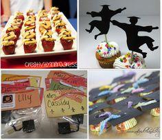 30 Ways To Celebrate Your Graduate! {graduation party}