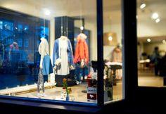 Tienda de #moda protegida por una #alarma #verisure de #Securitas Direct.