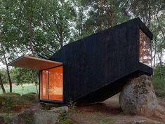Photo Gallery: Forest retreat (Lesní útulna) by uhlik architekti