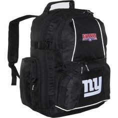 Concept One New York Giants Black Trooper Backpack by Concept 1. $43.99. Save 20%!