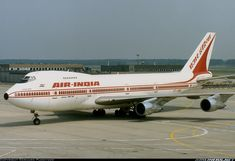 Air India VT-ENQ Boeing 747-212B aircraft picture