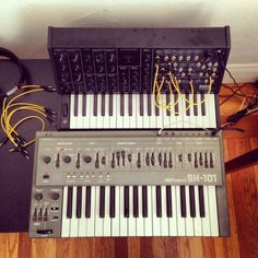Deceptikon Pairs MS-20 mini, iPhone Arpeggionome - And Chooses Favorite Remixes - Create Digital Music