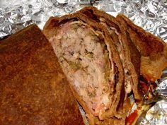 LihaKukko Possusta Steak, Food And Drink, Pork, Crafts, Diy, Recipes, Pork Roulade, Do It Yourself, Manualidades