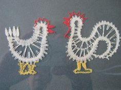 Кружевные птички – 110 foto's   VK Hairpin Lace Crochet, Crochet Motif, Crochet Shawl, Crochet Edgings, Bobbin Lace Patterns, Bead Loom Patterns, Lace Earrings, Lace Jewelry, Lacemaking