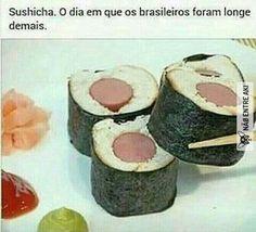O dia que os brasileros foram longe demais