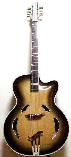 Herrnsdorf #Guitar ~ https://www.pinterest.com/lardyfatboy/ ~