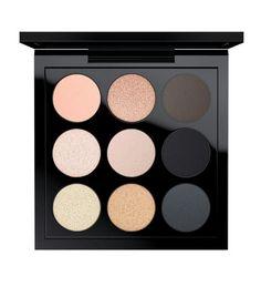 Mac Smokey Metallic ×9 eyeshadow palette